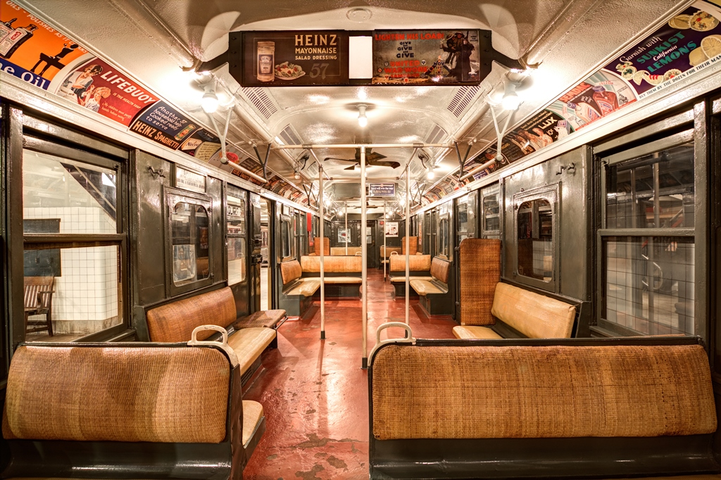 My Favorite New York City Museums - NYC Transit Museum