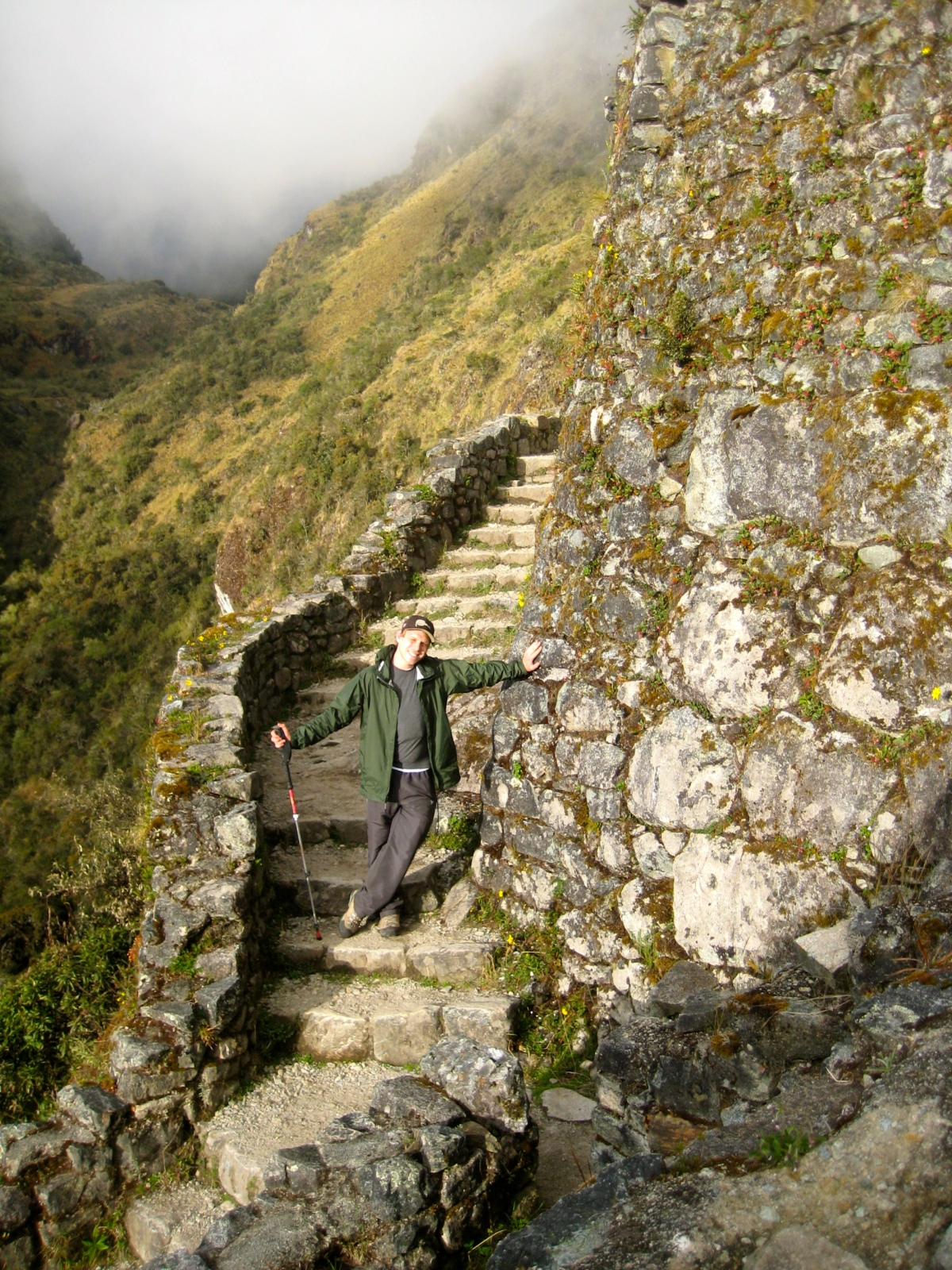 Guide to the Inca Trail, Machu Picchu, Peru
