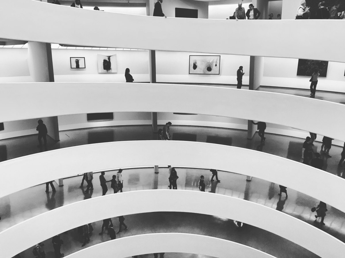 My Favorite New York City Museums - Guggenheim