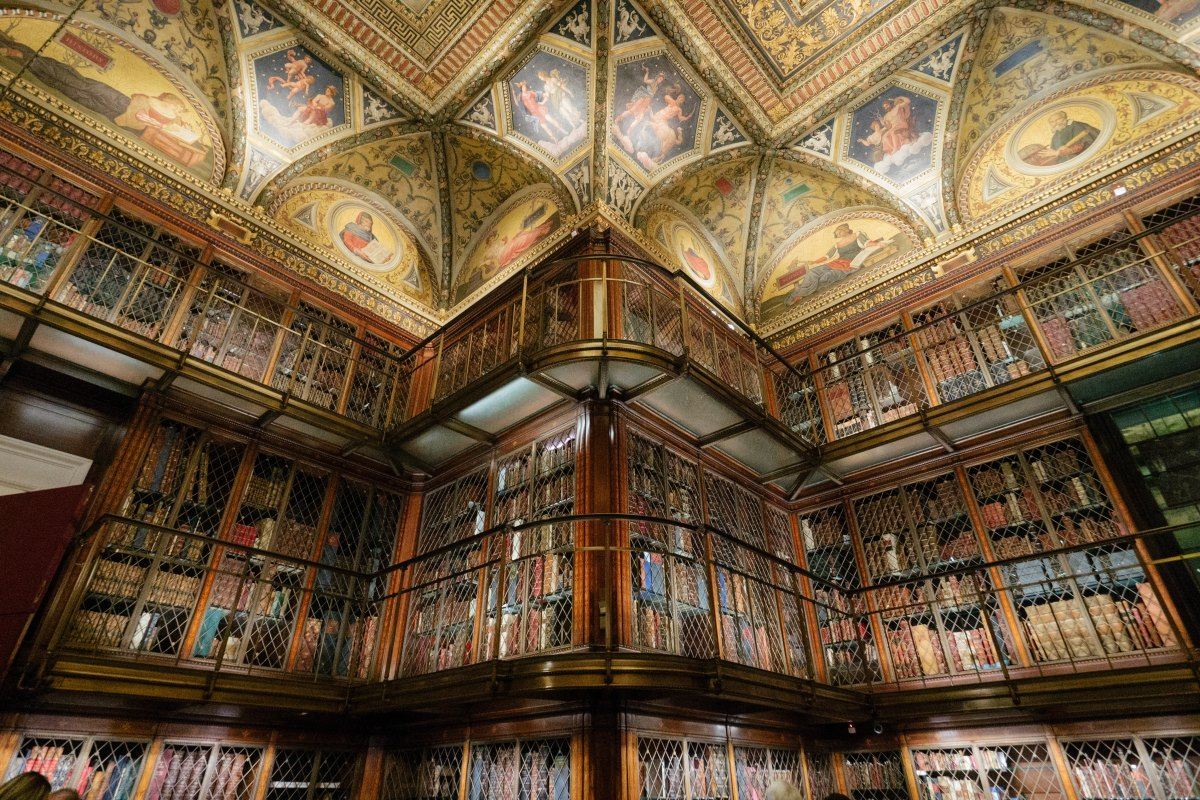 My Favorite New York City Museums - The Morgan Library