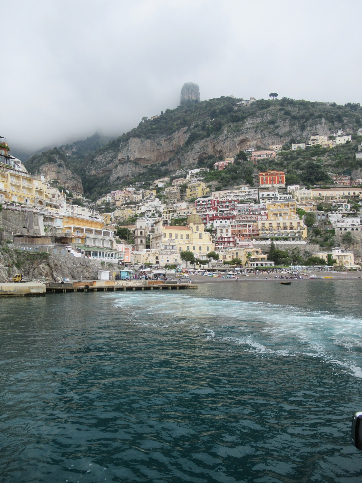 Day Trip to Amalfi: Our Positano Babymoon