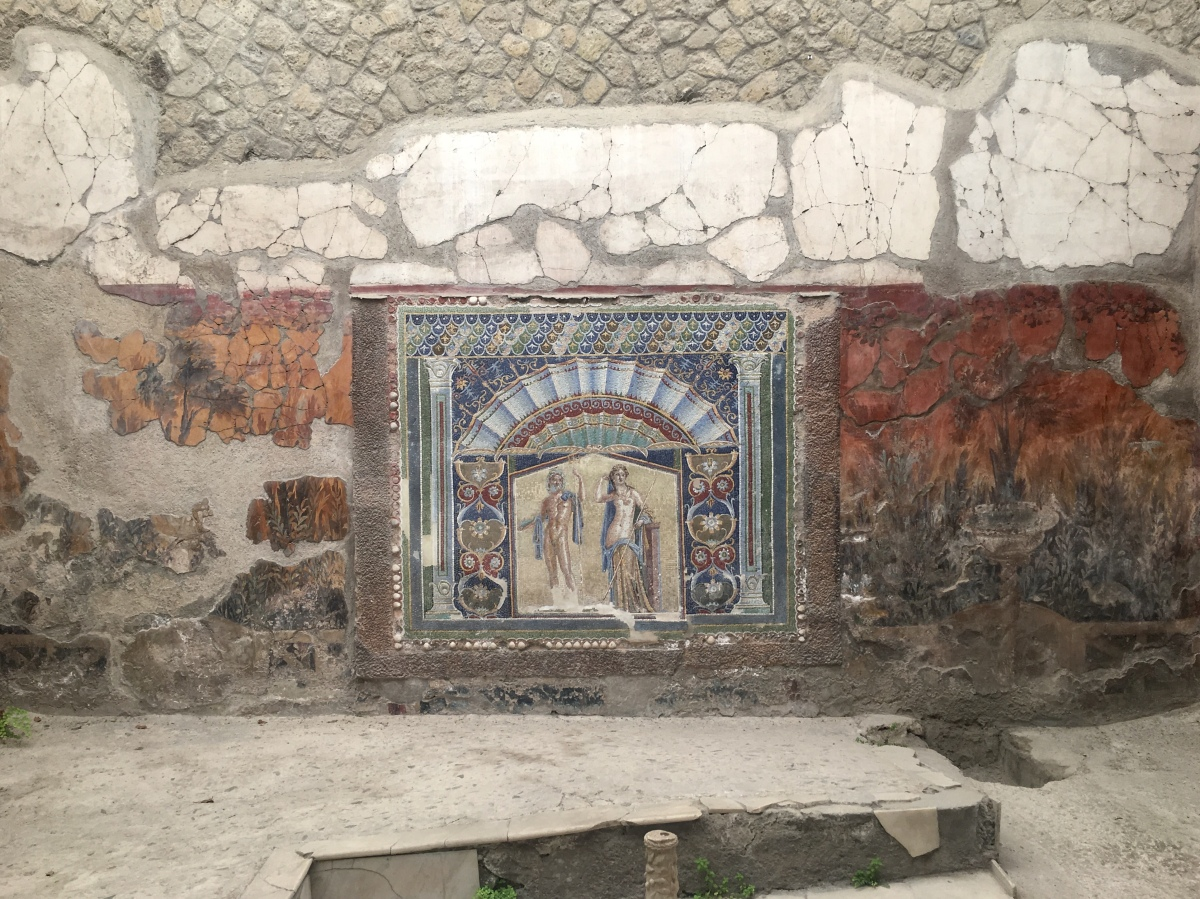Pompeii & Herculaneum: Travel Guide for a Babymoon