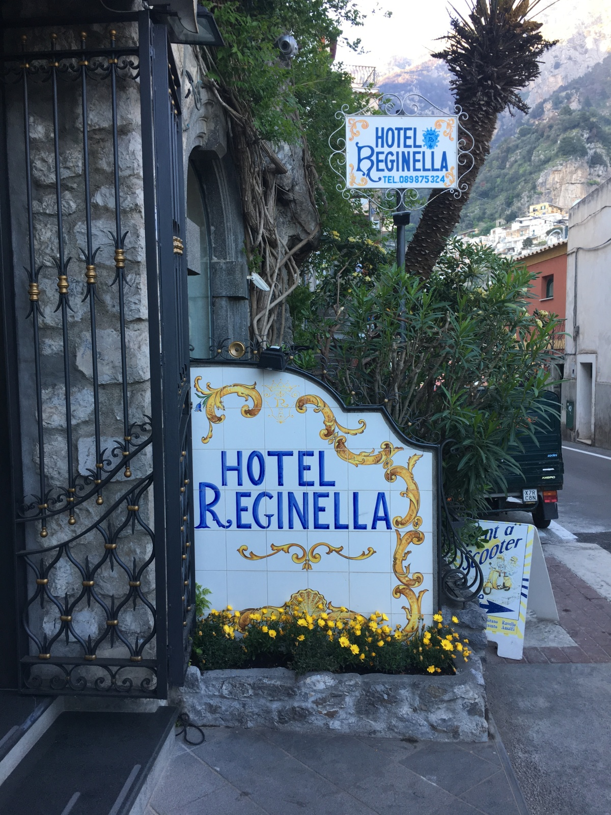 Hotel Reginella in Positano: Our Guide to a Babymoon to Italy