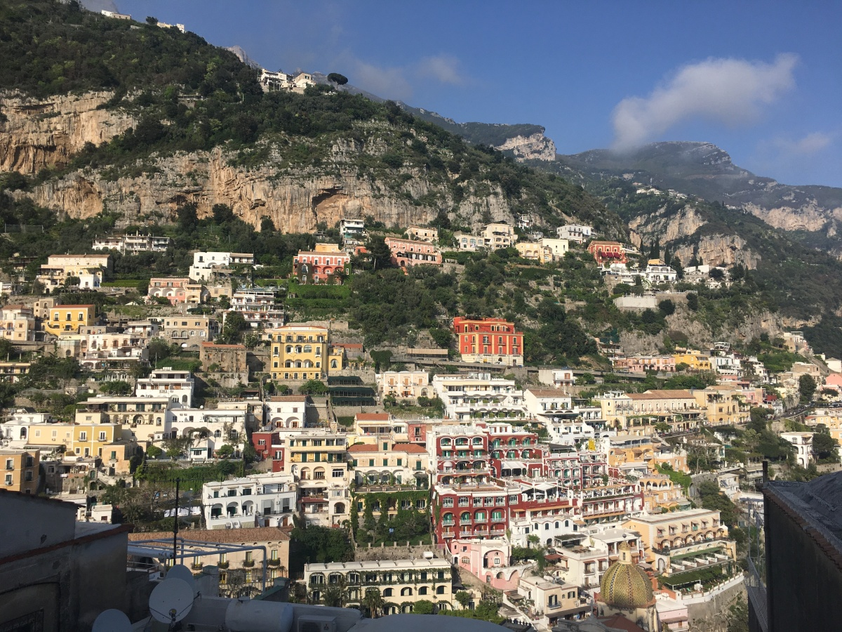 Positano: Our Guide to a Babymoon to Italy