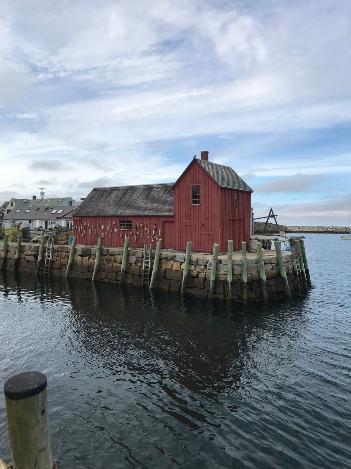 Motif #1, Rockport MA | Travel with Baby
