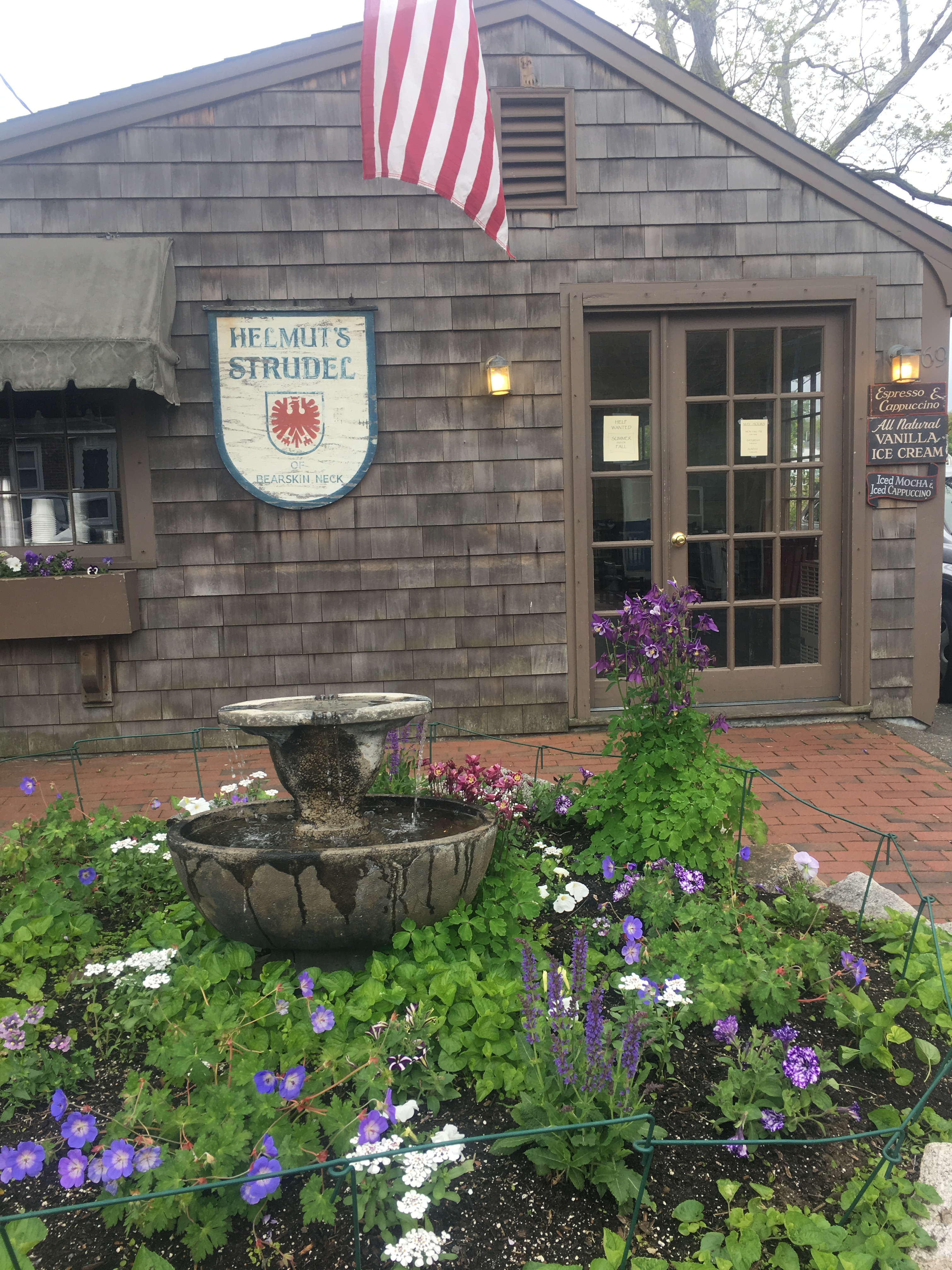 Helmut's Strudel | Rockport, MA | Travel with Baby